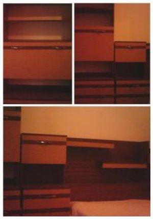 Mob lia quarto solteiro tipo est dio produtos for Mobilia quarto casal usada