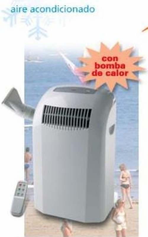 Ar condicionado port til bomba de calor da marca kayami - Bomba calor portatil ...
