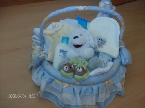 Cestas maternidade produtos cestas do fofuxinho - Cestas de mimbre para bebes ...