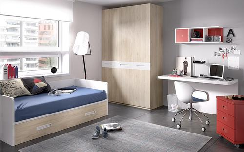 Mobiliario juvenil rimobel quarto juvenil fazemos for Mobiliario habitacion juvenil