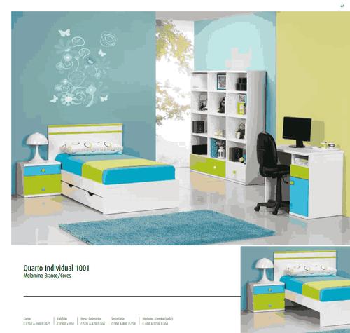 Mobiliario juvenil e infantil cama c 4 gavetas for Mobiliario juvenil