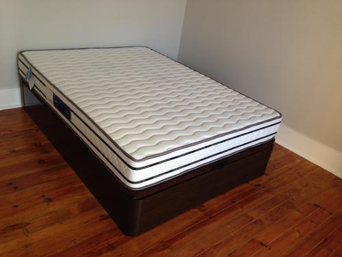 pack sommier new madeira mais colch o dubai produtos. Black Bedroom Furniture Sets. Home Design Ideas