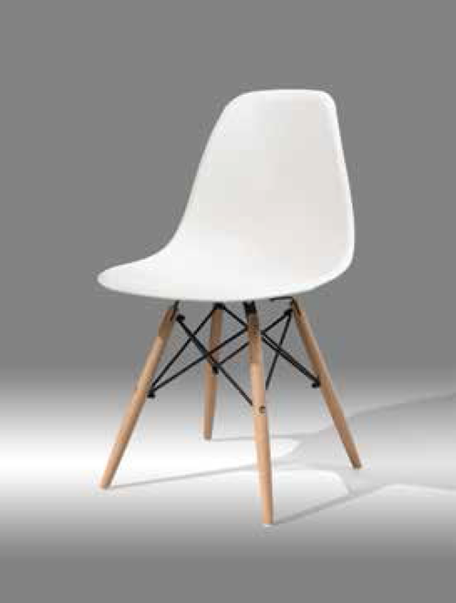 Cadeira charles eames cadeira dsw replica produtos for Charles ray eames reproduction