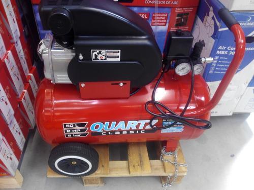 Compressor 50 litros 2 hp quartz novo produtos - Compresor 6 litros ...