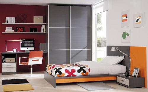 Mobiliario juvenil h 306 produtos camas individuais for Mobiliario juvenil