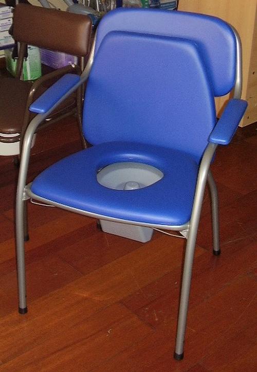 8164b6bfa864 Cadeira Sanitária Fixa Estofada FG - Produtos » AJUDAS PARA A VIDA DIÁRIA » Cadeiras  Sanitárias - Corpo e Alma - Serviço Apoio Domiciliário, Lda