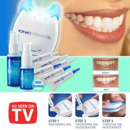 Revolucionario Branqueador Dentario Produtos Saude E Beleza